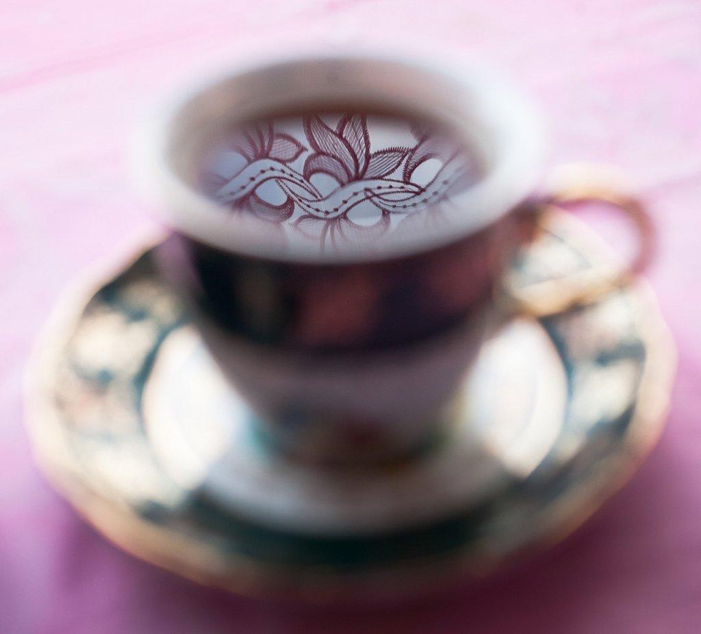 Reflections: tea